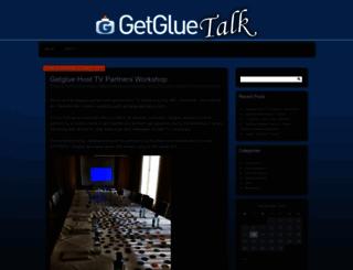 getgluetalk.wordpress.com screenshot