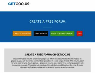 getgoo.us screenshot