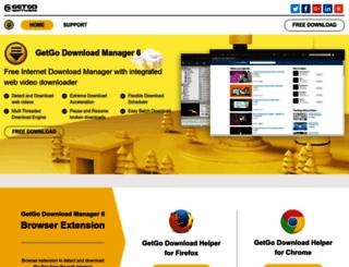 getgosoft.com screenshot