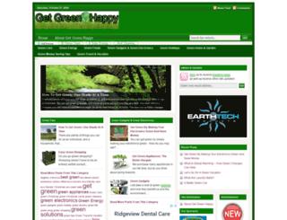 getgreenhappy.com screenshot