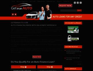 getinaauto.com screenshot