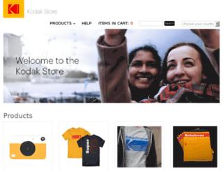 getink.kodak.com screenshot