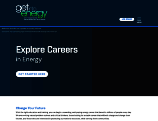 getintoenergy.com screenshot