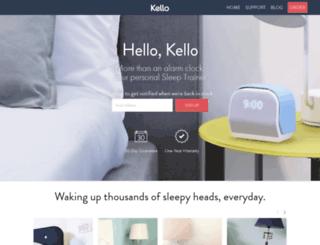 getkello.com screenshot