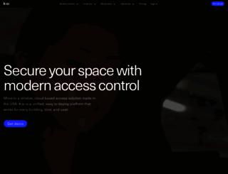 getkisi.com screenshot