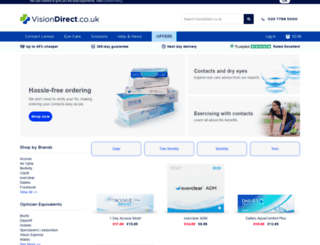 getlenses.co.uk screenshot