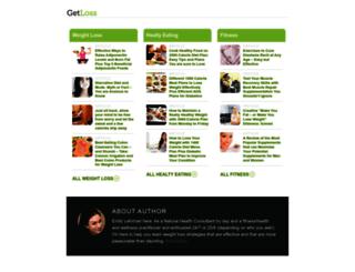 getloss.com screenshot