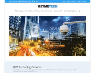 getmetech.com screenshot
