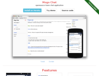 getmogochat.com screenshot