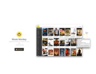 getmoviemonkey.com screenshot