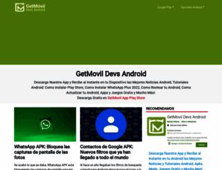 getmovil.com screenshot