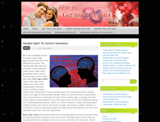 getmyexloverbackwithme.wordpress.com screenshot