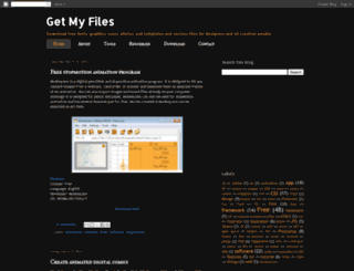 getmyfiles.blogspot.com screenshot