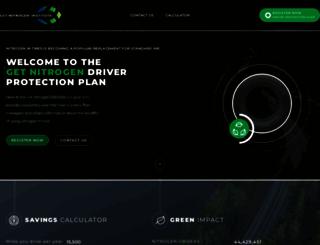 getnitrogen.org screenshot