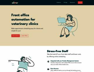 getoliver.com screenshot