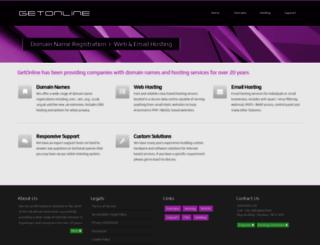 getonline.co.uk screenshot