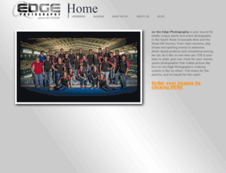 getontheedge.com screenshot