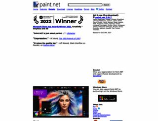 getpaint.net screenshot