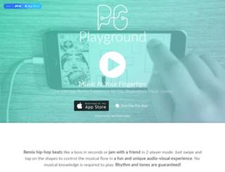 getplayground.com screenshot