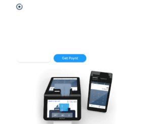 getpoynt.com screenshot