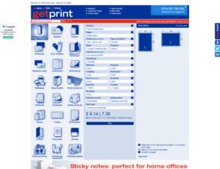 getprint.com screenshot