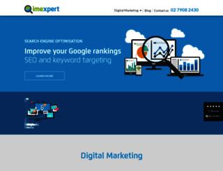 getrightdigital.com.au screenshot