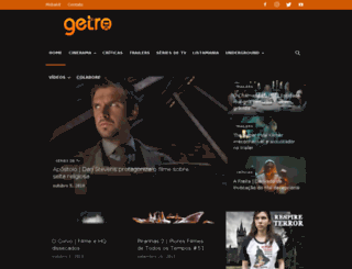 getro.com.br screenshot