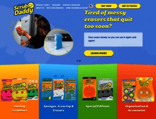 getscrubdaddy.com screenshot