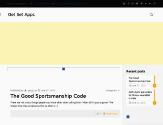 getsetapps.com screenshot