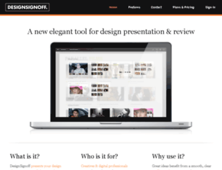 getsignoff.com screenshot