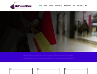 getsmartcard.co.za screenshot