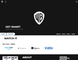 getsmartmovie.warnerbros.com screenshot