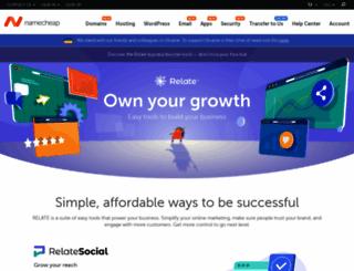 getsocialize.com screenshot