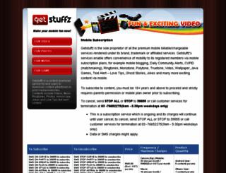 getstuffz.com screenshot