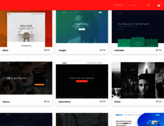 gettemplates.co screenshot