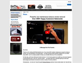 getthesmokeout.com screenshot