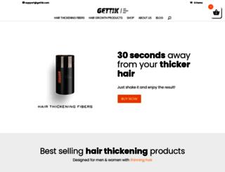 gettik.com screenshot