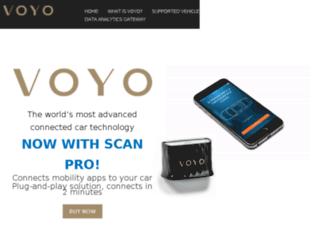 getvoyo.com screenshot