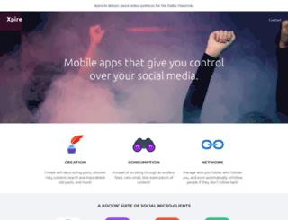 getxpire.com screenshot