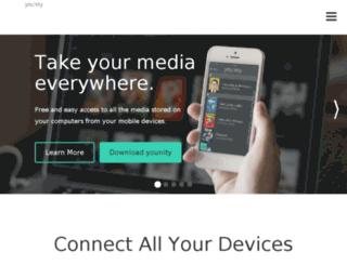 getyounitycom.wpengine.com screenshot