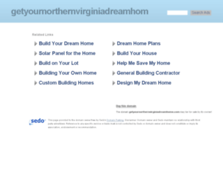 getyournorthernvirginiadreamhome.com screenshot