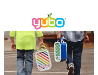 getyubo.com screenshot