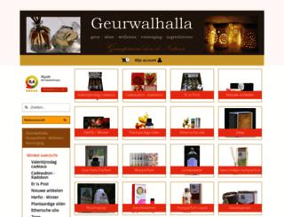 geurwalhalla.nl screenshot