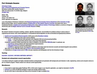 geuz.org screenshot