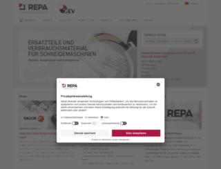 gev-online.de screenshot