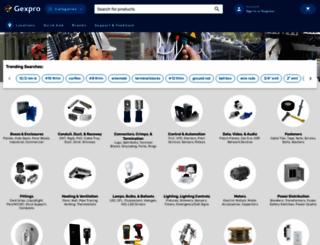 gexpro.com screenshot