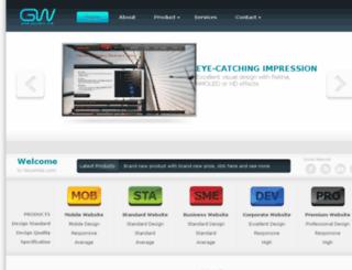 gezaweb.com screenshot