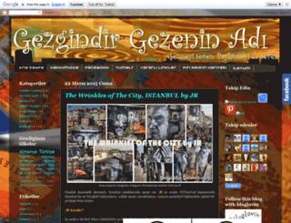 gezgindirgezeninadi.blogspot.com.tr screenshot