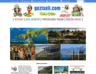 geziseli.com screenshot