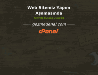 gezmedenal.com screenshot